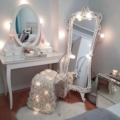 I'd love to create a vanity like this!