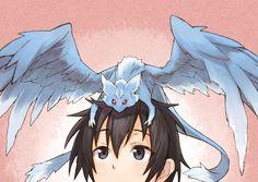 Sword Art Online, Pina, Kirigaya Kazuto