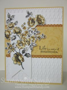 Stamp With Sandy: Elements of Style / Hurricane Sandy Card