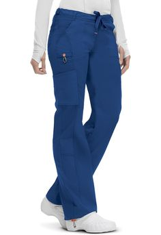Code Happy Bliss w/ Certainty Plus Low Rise Straight Leg Drawstring Pant Work Uniforms, Nursing Uniforms, School Uniforms, Scrubs Uniform, Nurse Costume, Womens Scrubs, Scrub Pants, Happy Women, Corporate Identity