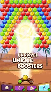 Play today and explore thousands of ancient levels packed with exciting bubbles and features.