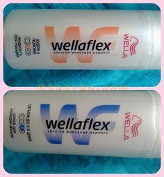 Жидкость для укладки волос Wella Wellaflex Кудри и локоны. Я породнилась с ним давно. Фото прически!