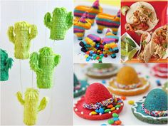 Throw a Cinco de Mayo party with these crafts and recipes!
