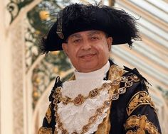 Councillor Muhammad Afzal has become Birmingham's new Lord Mayor after being sworn in on Tuesday, May 25. #Islam #muslim #UK First Citizens, Council House, Islam Muslim, Muhammad, Preston, Current Events, About Uk, Birmingham, Madness