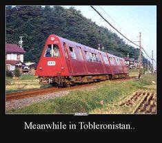 Meanwhile in Tobleronistan.. | Lustige Bilder, Sprüche, Witze, echt lustig