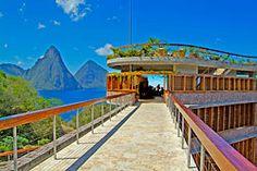 Jade Mountain Club at Jade Mountain, St. Lucia
