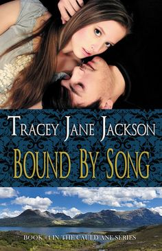 Twin Sisters Rockin' Book Reviews: Review of Bound by Song (Cauld Ane #4) by Tracey J...
