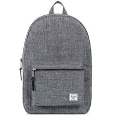 7d6249be1e0 Order the Herschel Settlement Backpack Grey Crosshatch today from The Idle  Man