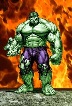 The Hulk, alter ego Dr. Robert Bruce Banner. The Hulk, the other side of the coin, the uncontrollable raging force of an otherwise, peaceful man: THE INCREDIBLE HULK! Huge, powerful, unthinkable, destructive, wanted for a murder he didn't commit.""