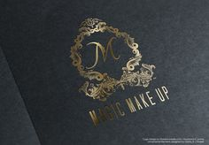 Logo Design for Magic Make Up (owned and operated by Erica King), designed by Moksha Media - Daymond E. Lavine