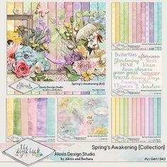 Springs Awakening - Collection