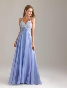 Senior formal dress, beautiful blue dress