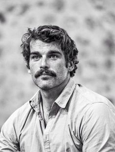 I want a lace replica made of this awesome moustache. Scruffy Men, Hairy Men, Bearded Men, Mustache Styles, Beard No Mustache, Handlebar Mustache, Handsome Faces, Handsome Man, Moustaches