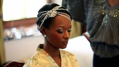 african brides | South African Bride | Veiled