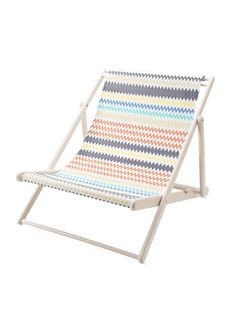 Missoni Home  Regista Deckchair