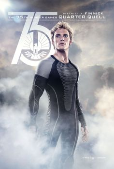 The legendary Finnick Odair of District 4. #CelebrateYourVictors