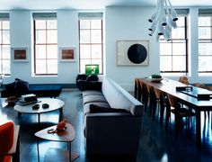 Martyn Thompson - Photographers - Interiors - Vogue Living Franklin St. | Michele Filomeno