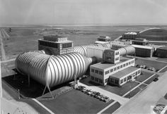 Ames Research Center Wind Tunnel
