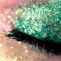 All the glitter makes me think of drag queens but I love it :)