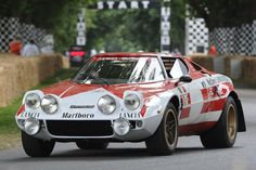Lancia Stratos Group IV-Goodwood Festival of Speed 2013