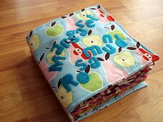 fabric busy book
