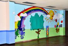 En güzel dekorasyon paylaşımları için Kadinika.com #kadinika #dekorasyon #decoration #woman #women Prison Mural.