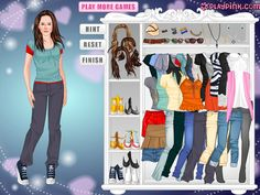 Twilight Fans: 29 Free Games for You to Check Out: Twilight Bella Dress Up Game