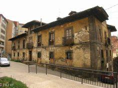 casona de Regla- Oviedo aquí nació Eduardo Martinez Torner en 1888