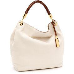 Michael Kors Skorpios Large Shoulder Bag (omg I WANT this bag!)
