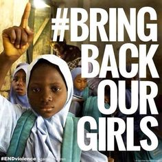 #Bring back our girls