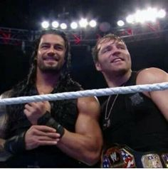 Can they get any cuter ? oh Deans dimple <3 lol