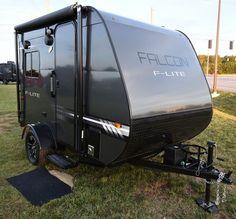 Falcon F-Lite trailer
