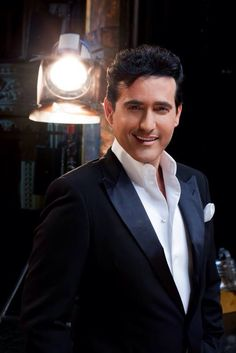 Carlos Marin....member of IL Divo Susan Ansley I live right here in New Zealand