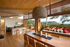 arquitetura cozinha madeira - Pesquisa Google