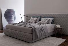 Tuyo bed by MERIDIANI - design ANDREA PARISIO