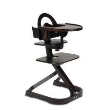 Svan Convertible High Chair. Looks like a sculpture but turns into an adult seat too. See it here! >> http://yourbabybooty.com/gear/fashionista-mama/svan-convertible-high-chair-2/