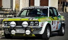 Fiat 128, Rally Car, Race Cars, Monster Trucks, Racing, Vehicles, Scouts, Drag Race Cars, Running