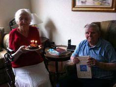 Happy Birthday, Nanny!