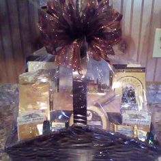 All occasions basket by BTBasketsAndGifts on Etsy