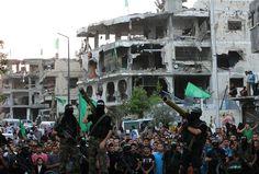La Autoridad Palestina arresta a un centenar de miembros de Hamás