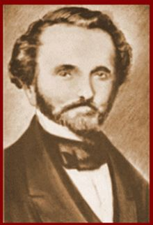 William H. Russell 1812-1872  One of the Founders of Pony Express
