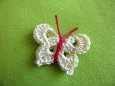 Dinaz: DIY Vlinder haken #2