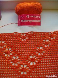Bom dia....vestido de crochet continua na moda,sempre muito elegante e chique, não gosto dos muitos enfeitados,cheios de flores,prefiro os...