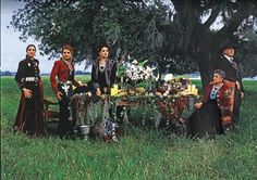The Double D family, left to right: Cheryl, Audrey, Hedy, Margie, and the late Doug McMullen.