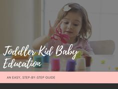 When children learn to walk, they are called #Toddlers. Education #ToddlerVideo can help your kids to ehnhance their creativity and ideas. Here are 5 Toddler Kid Baby #EducationVideo of #SunnyD which are so basic to make therefore interesting to play with! Watch Now!
