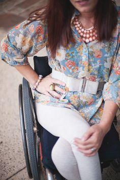 Photo Credit: J. Noel Photography. wheelchair style wheelchair fashion