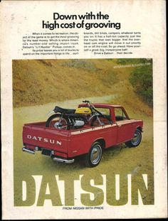 Delightfully Datsun