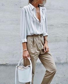 Trendy Spring Outfits For Street Style 11 Look Fashion, Trendy Fashion, Womens Fashion, Fashion Trends, Street Fashion, Trendy Style, Fashion 2018, Style Men, Fashion Styles