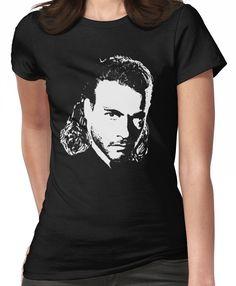 'Van Damme' T-Shirt by idaspark Van Damme, Buy Vans, Keira Knightley, Chiffon Tops, T Shirts For Women, Mens Tops, Fashion, Moda, Fashion Styles