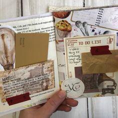 Bullet Journal Lettering Ideas, Bullet Journal Ideas Pages, Bullet Journal Inspiration, Junk Journal, Memory Journal, Photo Journal, Bullet Journal Vintage, Bullet Journal Writing, Scrapbook Journal
